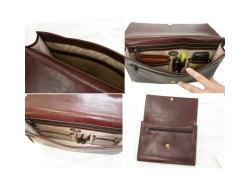 オックスフォード A4クラッチバッグ 「ゴールドファイル」 901204 イメージ 4コマ