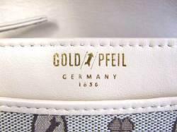 Coordinates2(コーディネート2) 二つ折り財布(小銭入れあり) 「ゴールドファイル」 GP52216 内側刻印