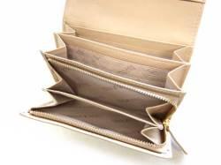 Coordinates2(コーディネート2) 二つ折り財布(小銭入れあり) 「ゴールドファイル」 GP52216 内作り