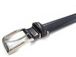 牛革 AdvanLeather(アドバンレザー) ベルト 30mm幅 ピン式 「プレリーギンザ」 NB00980 コン 特徴