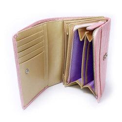 COCCO(コッコ) 二つ折り財布(小銭入れあり) 「ル・プレリー」 NP25110 ピンク 特徴