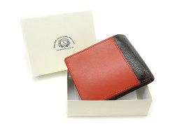 Favor(フェイヴァー) 二つ折り財布(ファスナー小銭入れあり) 「プレリートラディショナルファクトリー」 NPF6212 ギフトボックス