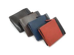 Favor(フェイヴァー) 二つ折り財布(ファスナー小銭入れあり) 「プレリートラディショナルファクトリー」 NPF6212 イメージ画像