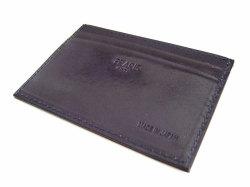 Victoria(ヴィクトリア) カードケース 「プレリーギンザ」 NPT5365 ダークブラウン 裏面