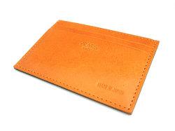 Victoria(ヴィクトリア) カードケース 「プレリーギンザ」 NPT5365 ネイビー 裏面
