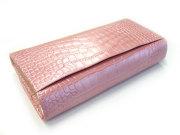 COCCO(コッコ) 長財布(小銭入れあり) 「ル・プレリー」 NP25911 ピンク 裏面