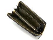 Favor(フェイヴァー) ラウンドファスナー長財布 「プレリートラディショナルファクトリー」 NPF6013 カーキ 内作り