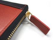 Favor(フェイヴァー) ラウンドファスナー長財布 「プレリートラディショナルファクトリー」 NPF6013 アカ 特徴