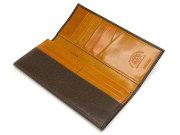 Stone(ストーン) 長財布 「プレリートラディショナルファクトリー」 NPH2017 チョコ 内作り2