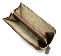 オックスフォード 長財布(L字ファスナー) 「ゴールドファイル」 GP11828 スコッチ 内作り