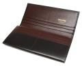 ヘリテージ 長財布 「ゴールドファイル」 GP23022 ブラック 内作り1